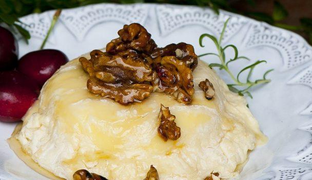 Recept Ljummen ost med nötter