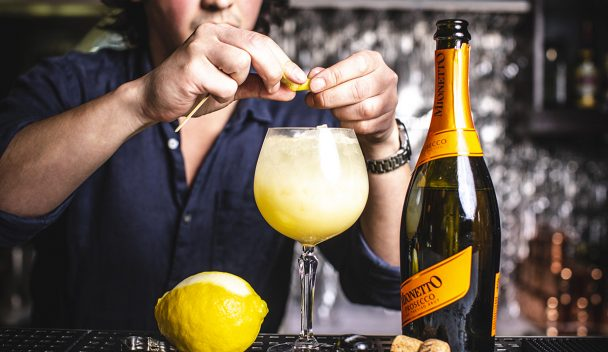 Mionetto Lemon Meringue Spritz