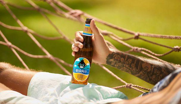 Bira 91 Blonde Summer lager