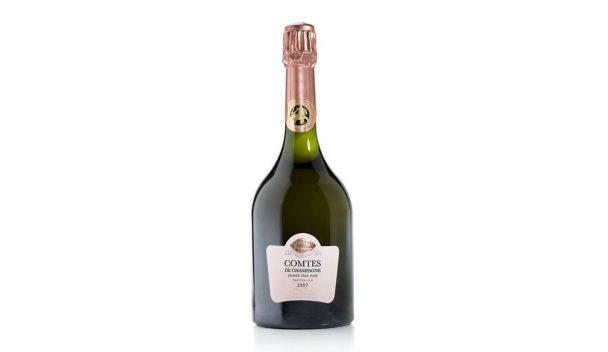 Comtes de Champagne Rosé